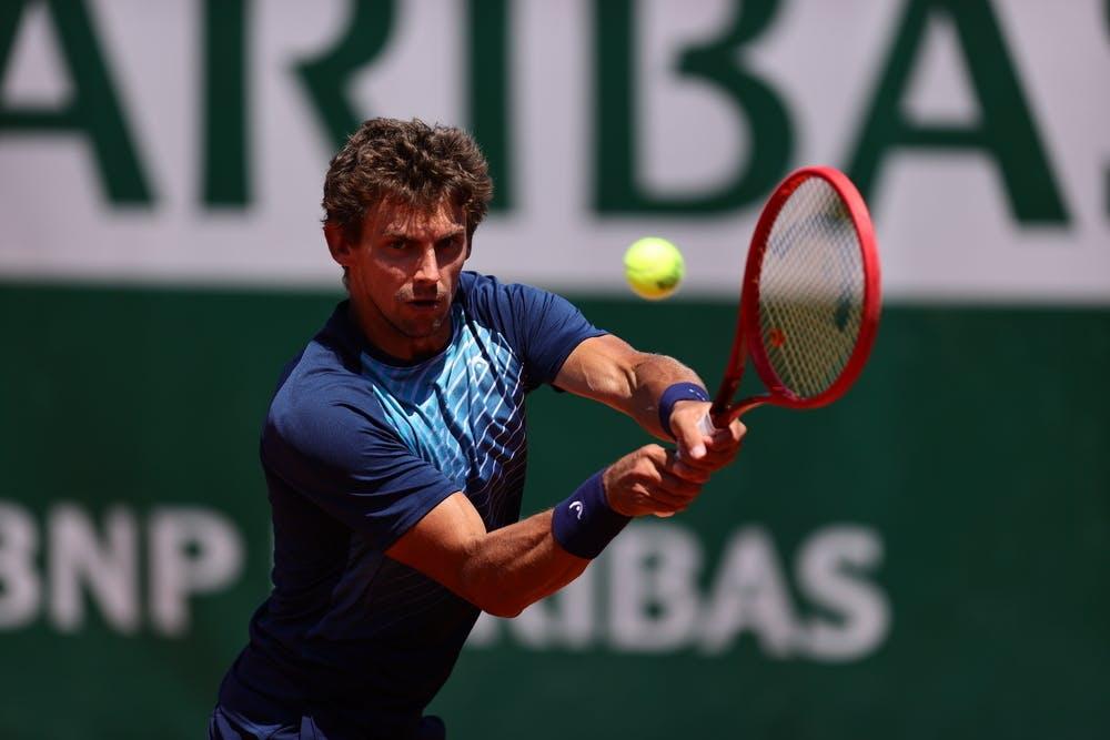 Henri Laaksonen, Roland-Garros 2021
