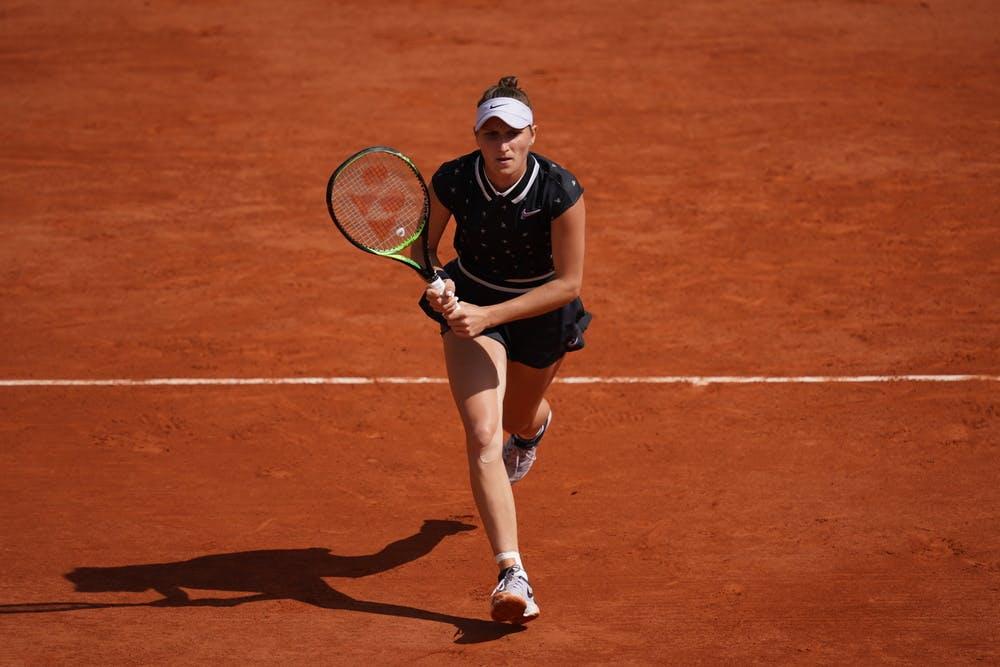 Marketa Vondrousova Roland Garros 2019