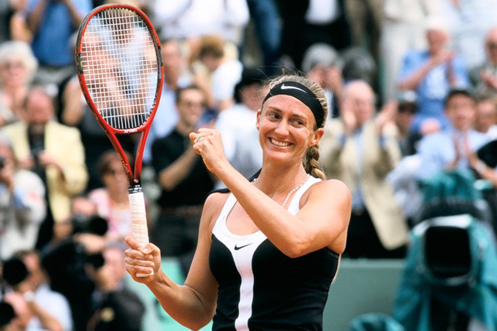 Mary Pierce, Roland Garros 2000