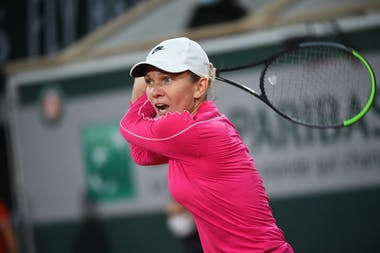 Simona Halep, Roland Garros 2020, first round