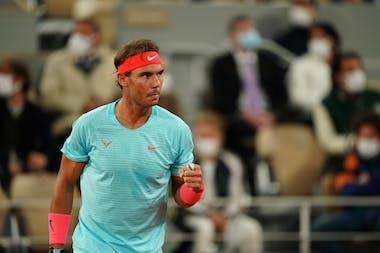 Rafael Nadal, Roland Garros 2020 final
