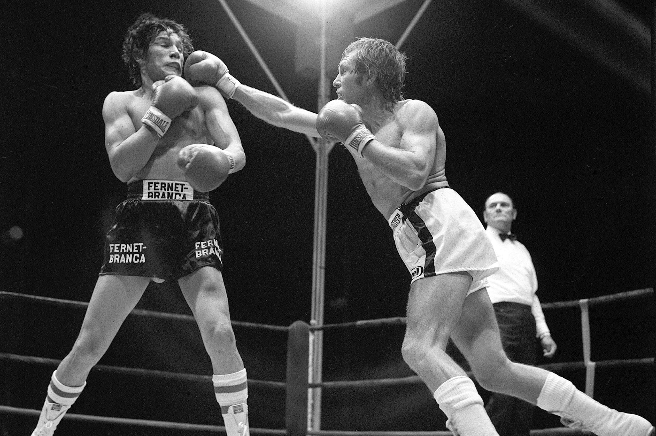29 septembre 1973 - Bouttier vs Monzon
