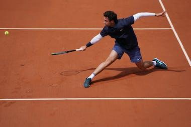 Quentin Halys Roland-Garros 2021