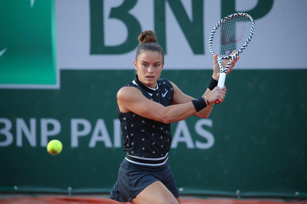 Maria Sakkari Roland-Garros 2019