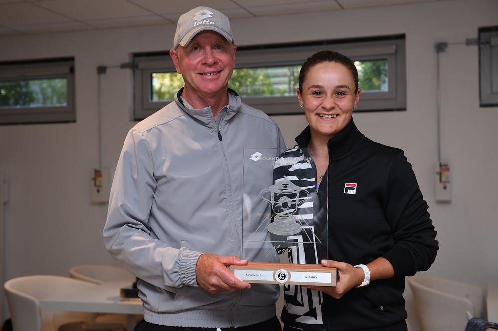 Roland-Garros 2019 - Barty - Tyzzer