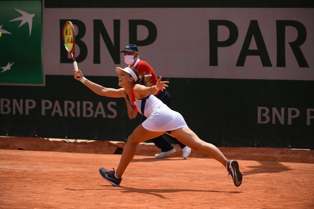 Varvara Gracheva, Roland-Garros 2021, second round
