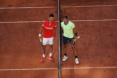 Djokovic Nadal / Demi-finales Roland-Garros 2021