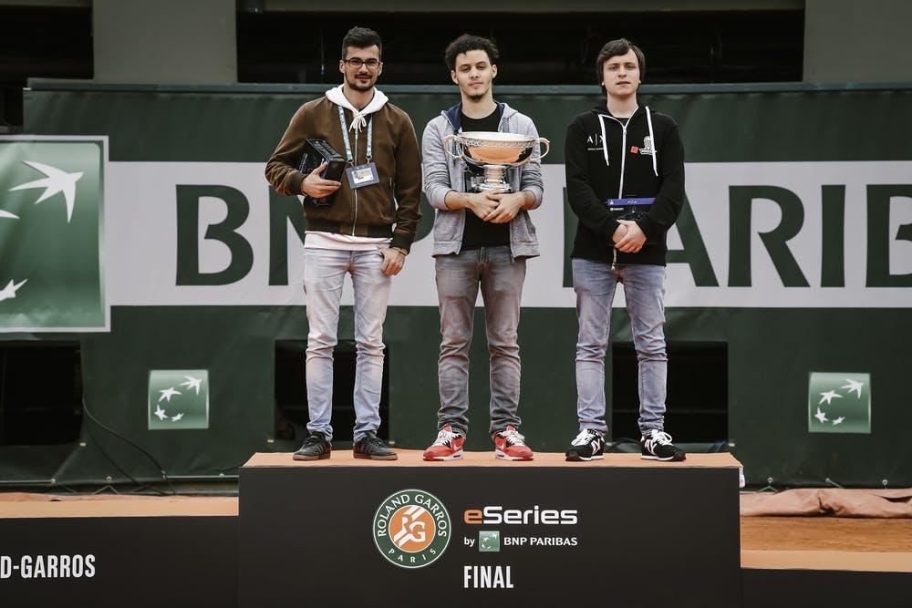 Roland-Garros eSeries 2019