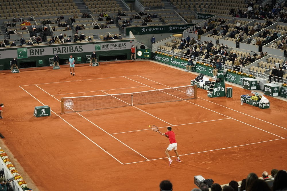 Rafael Nadal, Novak Djokovic, Roland Garros 2020, final