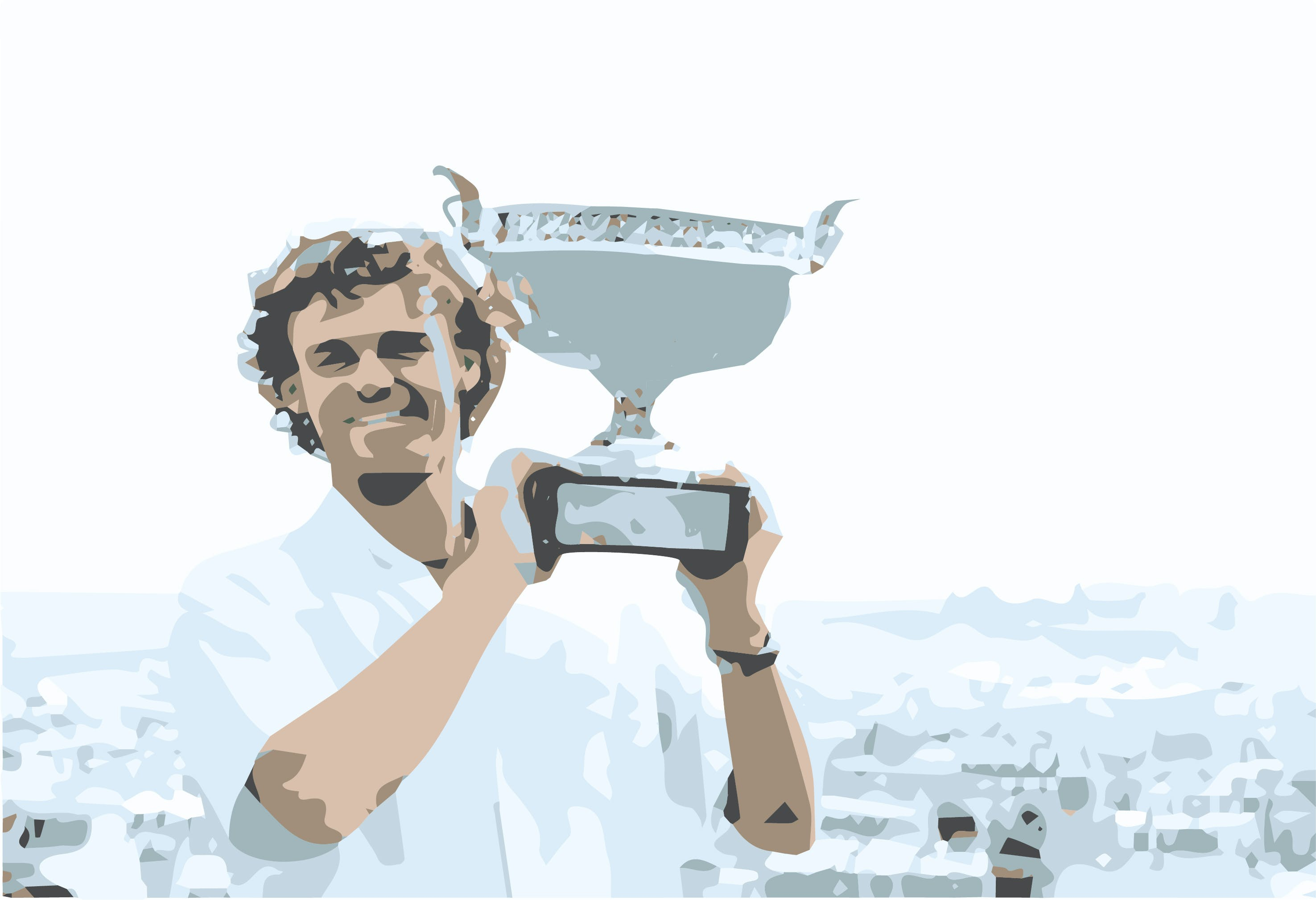 Victoire Gustavo Kuerten Roland-Garros