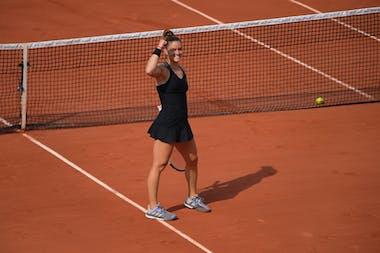 Maria Sakkari, Roland-Garros 2021, fourth round