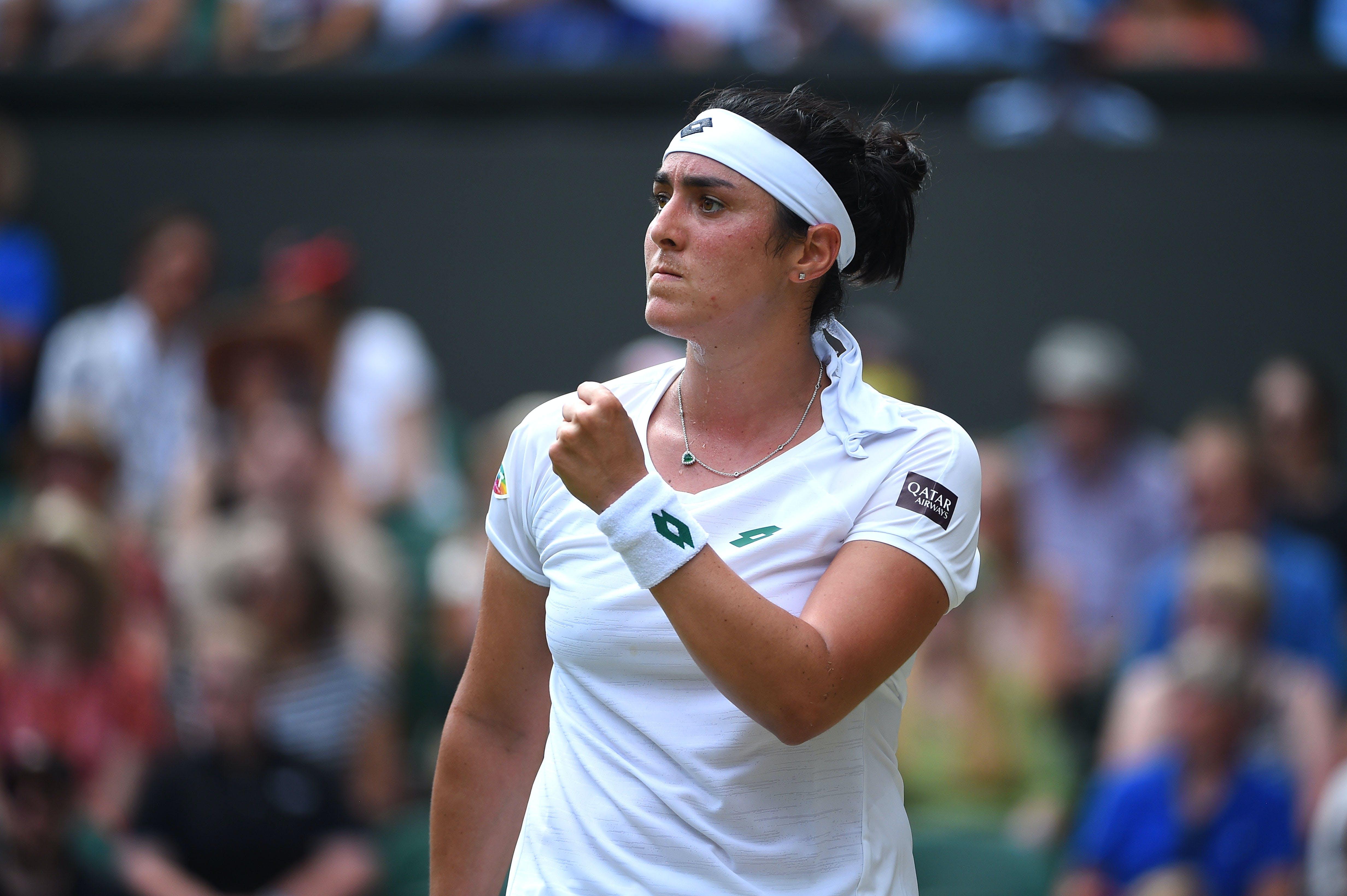 Ons Jabeur Wimbledon 2021