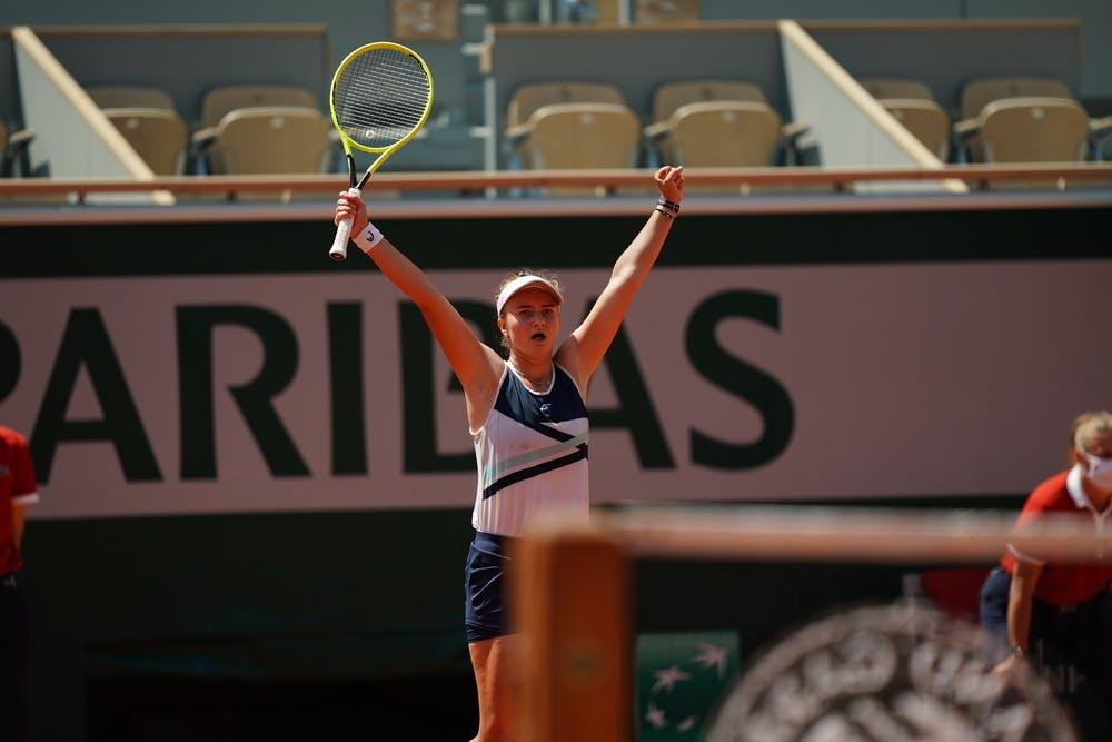 Barbora Krejcikova, Roland-Garros 2021