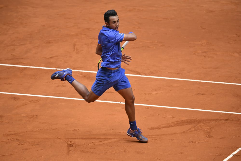 Hugo Dellien Madrid Open 2019