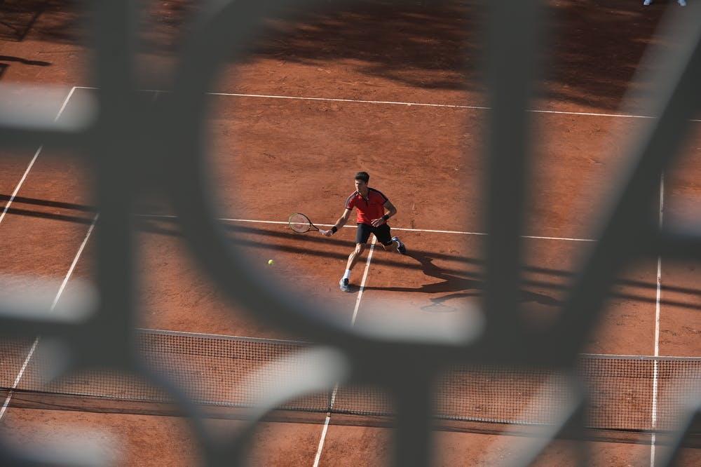 Joao Menezes, Roland Garros 2020, qualifying first round