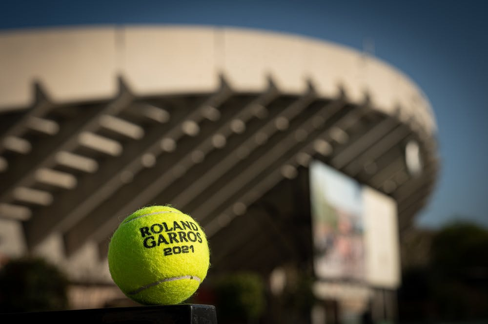 New ball for a new edition of Roland-Garros