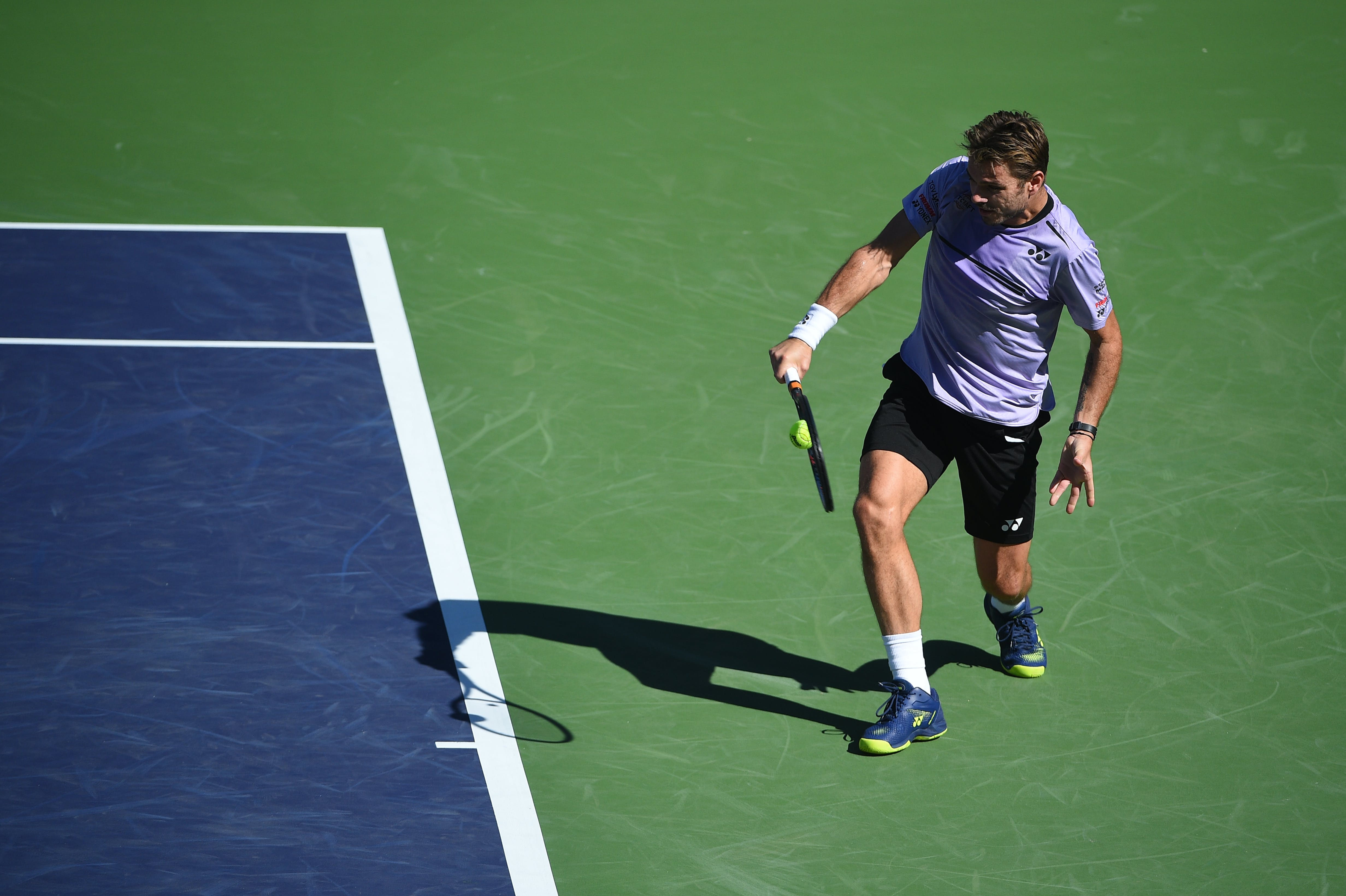 Stan Wawrinka is ready for the clash against his friend RF.