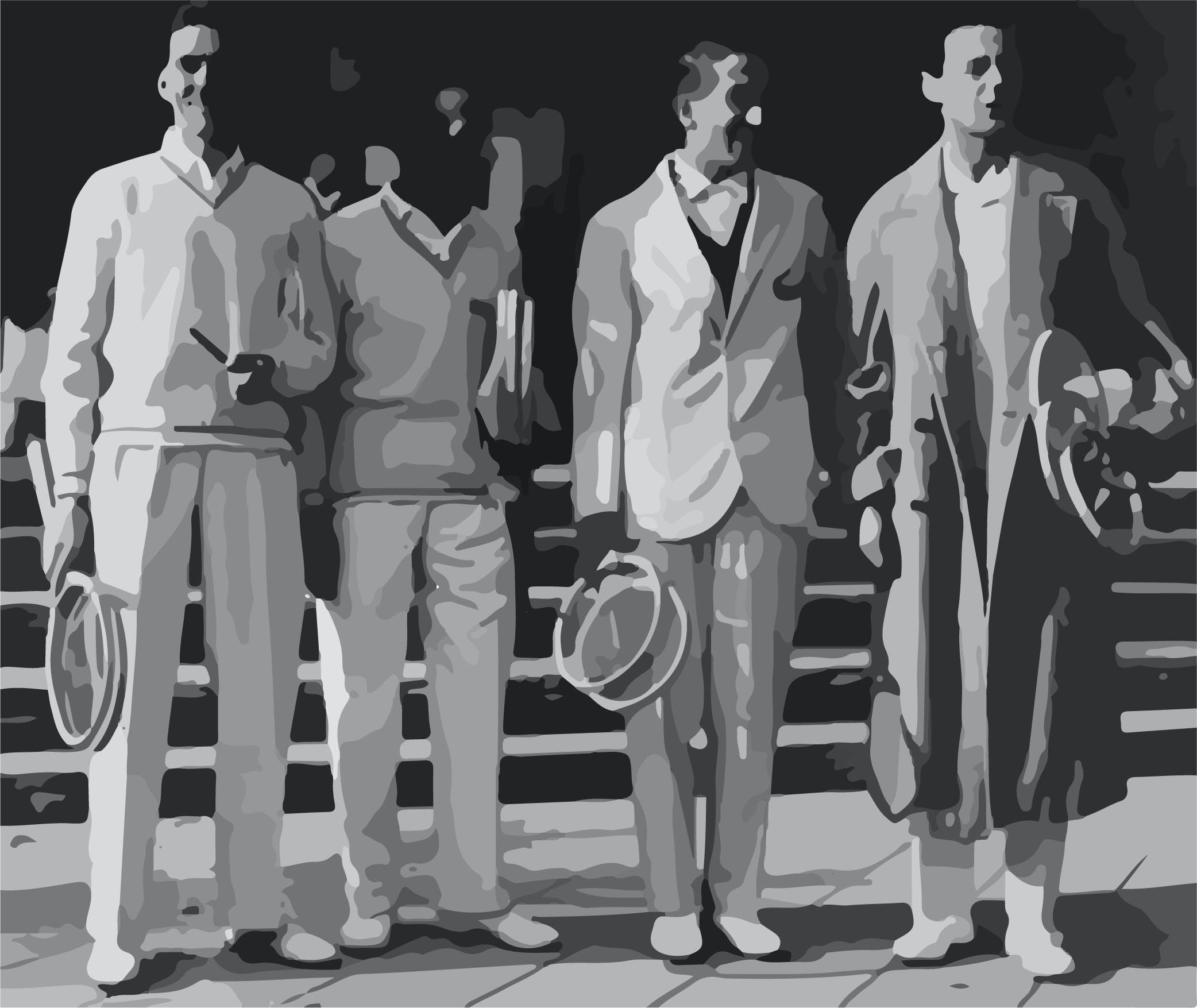 Mousquetaires Roland-Garros