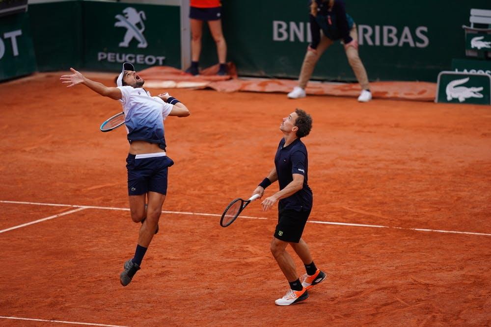 Mate Pavic, Bruno Soares, Roland Garros 2020, semi-finals