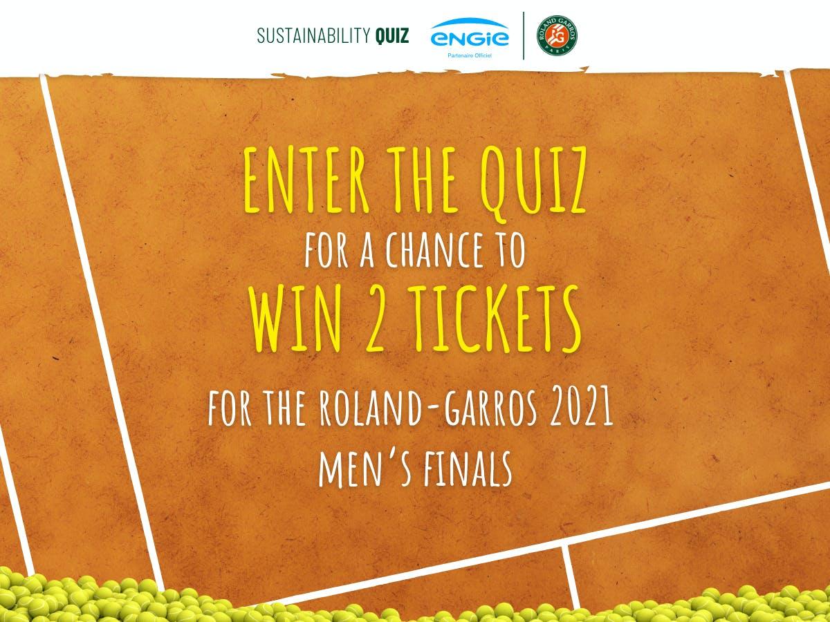 Sustainability Quiz
