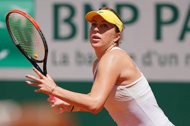 Anastasia Pavlyuchenkova, Roland-Garros 2021, quarter-final
