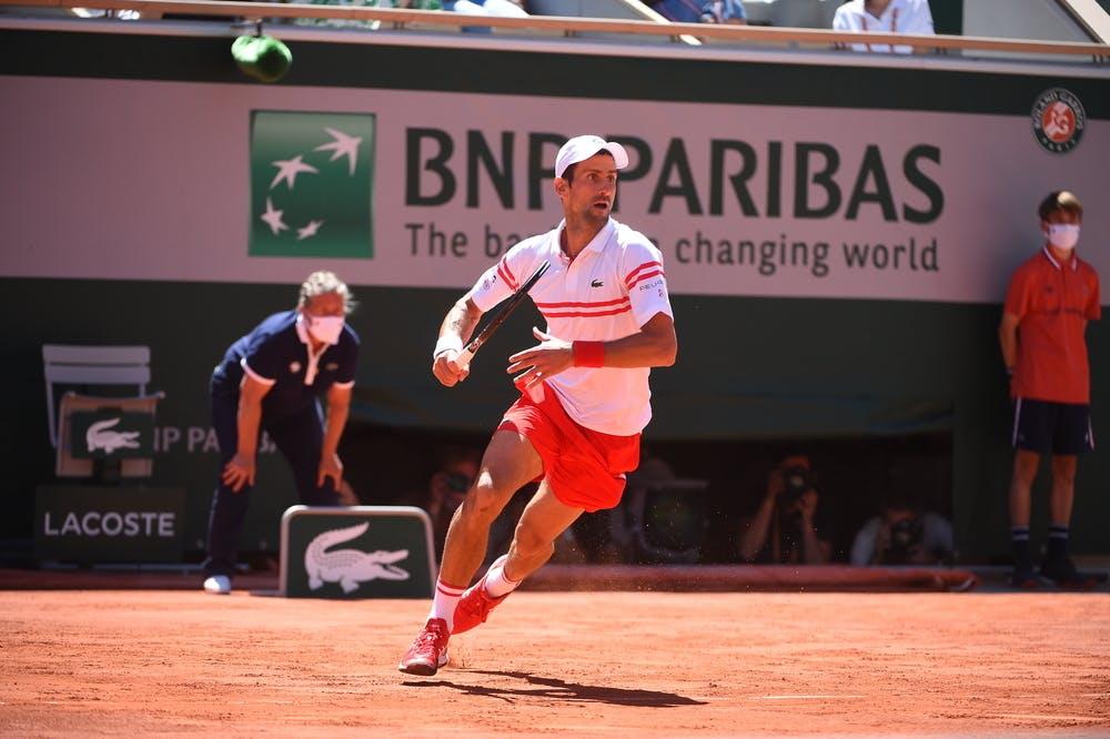 Novak Djokovic, Roland-Garros 20221, final