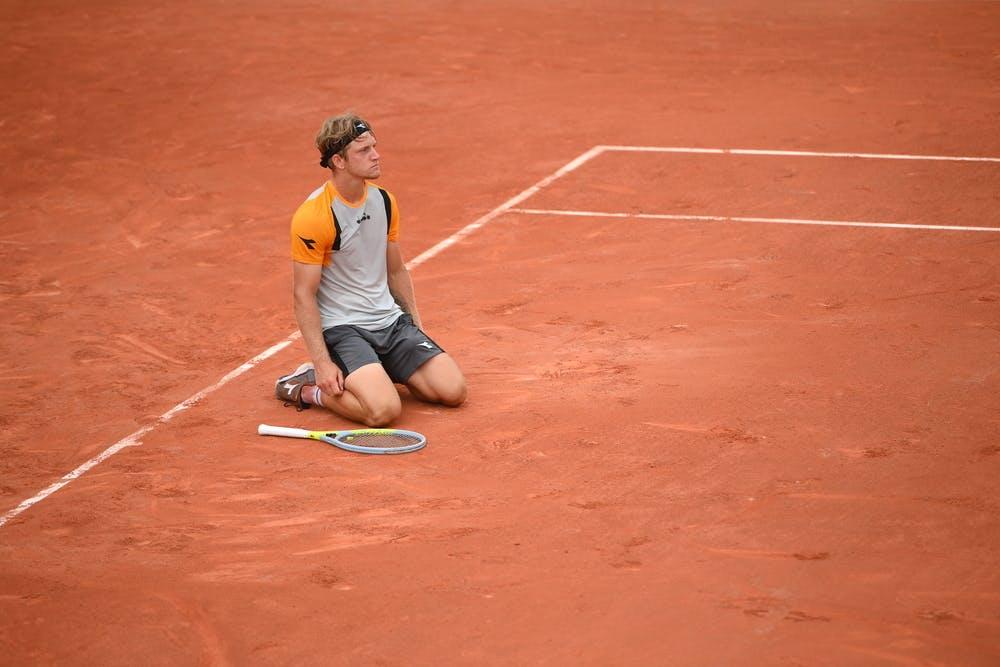 Alejandro Davidovich Fokina / Troisième tour Roland-Garros 2021