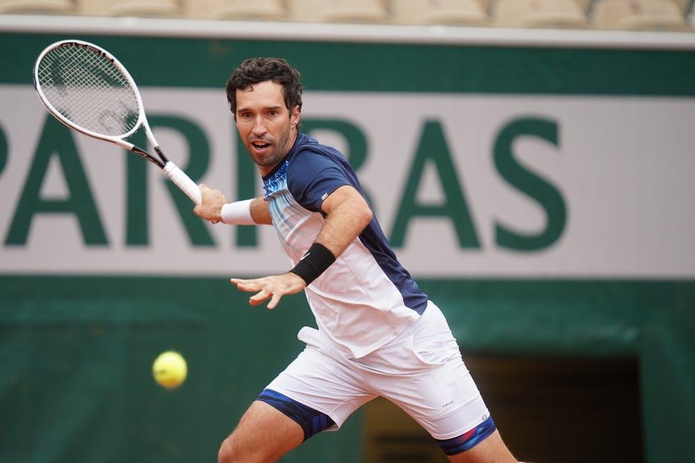 Mikhail Kukushkin, Roland Garros 2020, first round