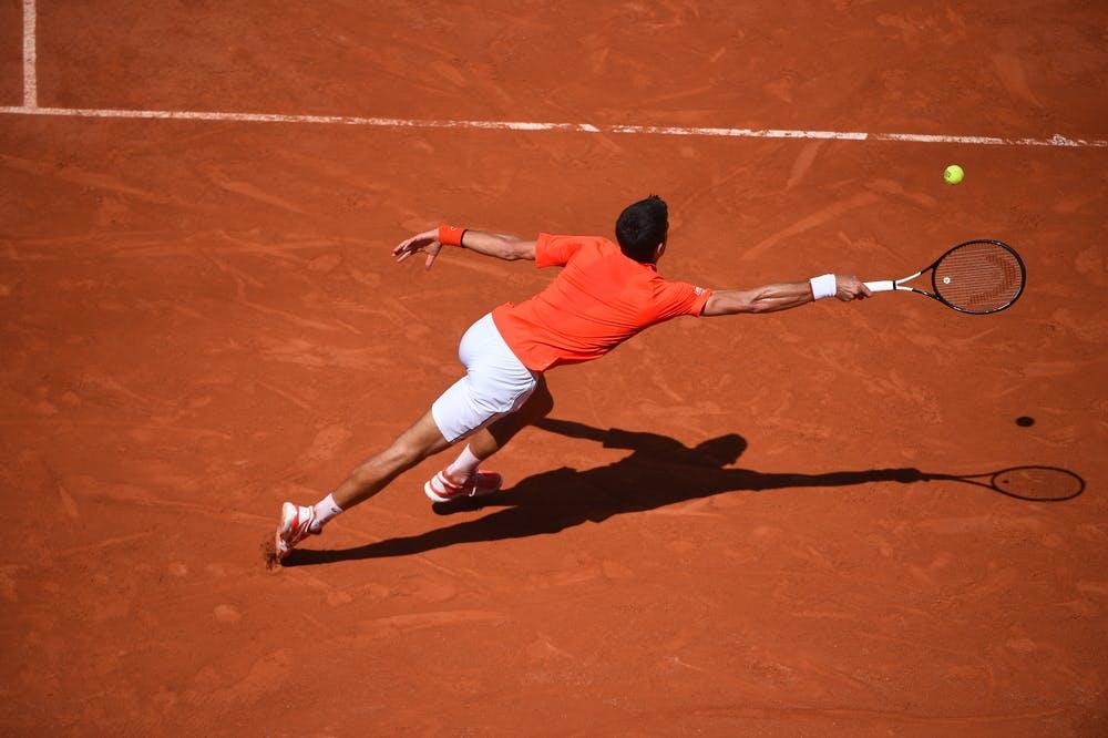 Novak Djokovic Roland-Garros 2019