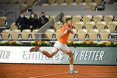 Pablo Carreno Busta, Roland Garros 2020, fourth round