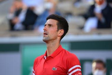 Novak Djokovic, Roland-Garros 2021, semi-final