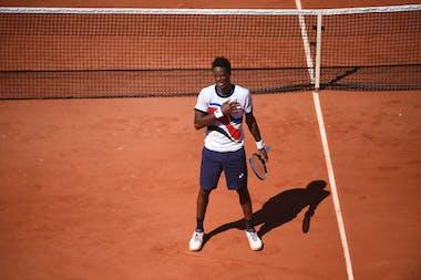 Gaël Monfils, Roland-Garros 2021