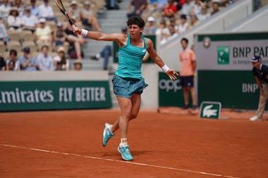 Carla Suarez Navarro Roland-Garros 2019