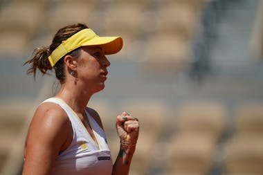 Anastasia Pavlyuchenkova, Roland-Garros 2021 fourth round