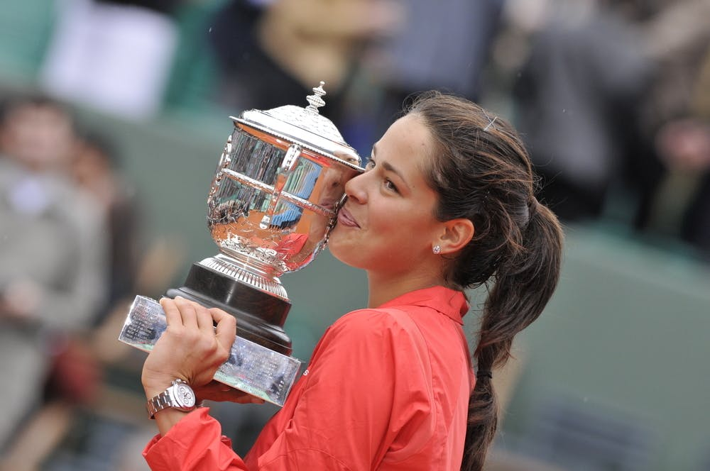 Ana Ivanovic Roland-Garros 2018