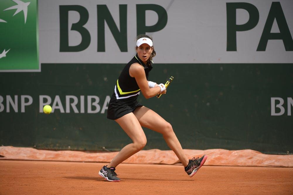 Johanna Konta first round RG19