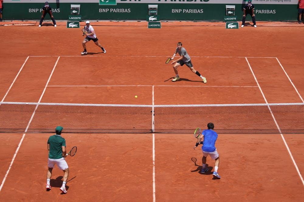Bublik, A.Golubev, Martinez, Andujar, men's double, semi-finals