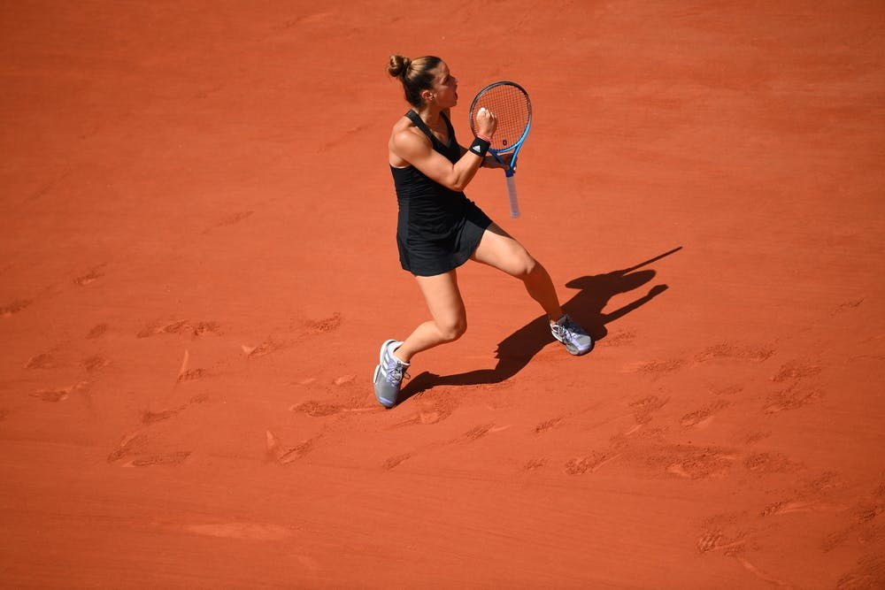 Maria Sakkari, Roland-Garros 2021, quarter-final