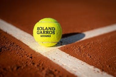 Balle Roland-Garros 2020