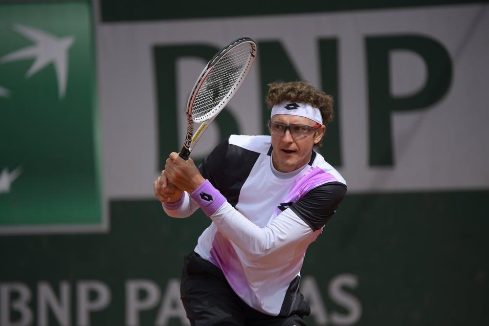 Denis Istomin, Roland-Garros 2021