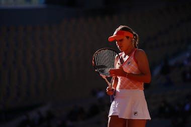 Sofia Kenin, Roland-Garros 2020, quart de finale