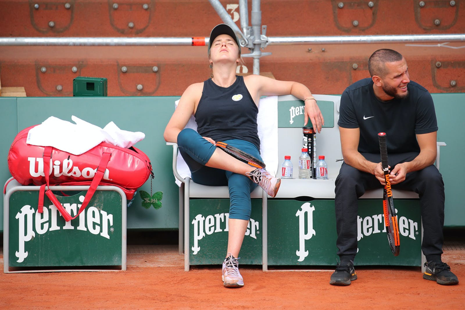 Elina Svitolina Roland Garros 2019