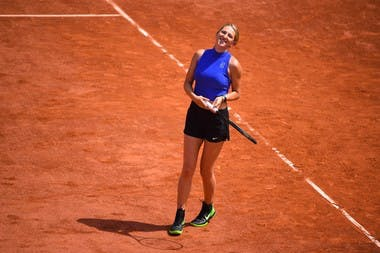 Victoria Azarenka in Roland-Garros 2018