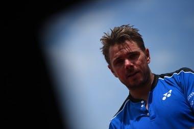 Roland-Garros 2018, Stan Warinka, 1er tour