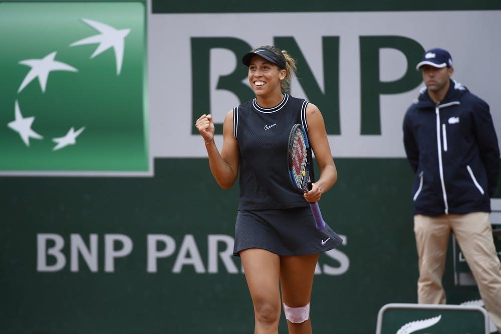 Madison Keys Roland-Garros 2019