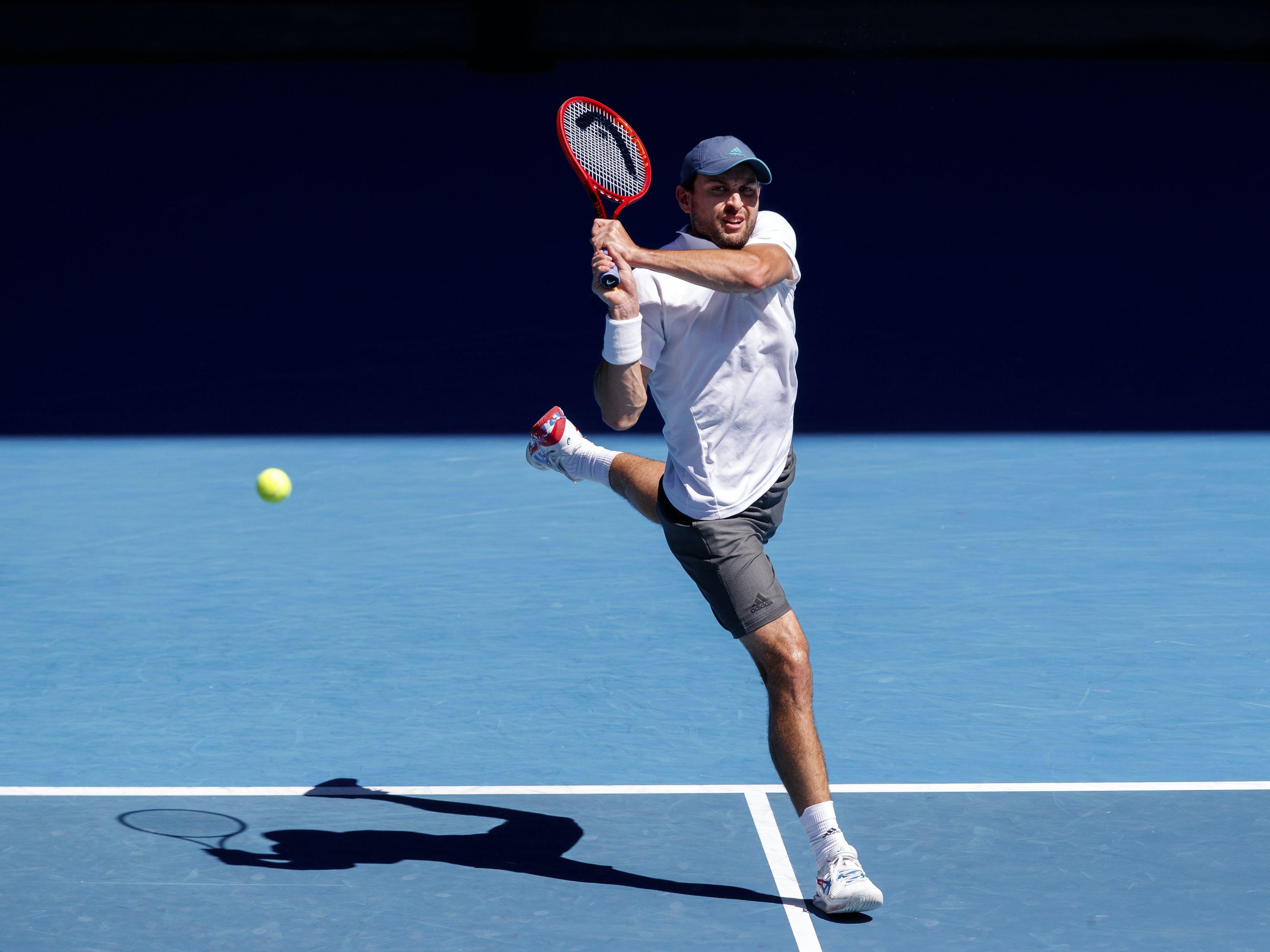 Aslan Karatsev Australian Open 2021