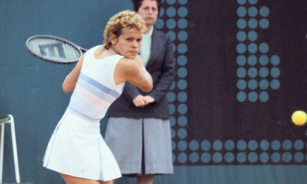 Evonne Goolagong Cawley, Roland-Garros 1975