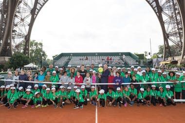 Roland-Garros dans la ville, Bernard Giudicelli