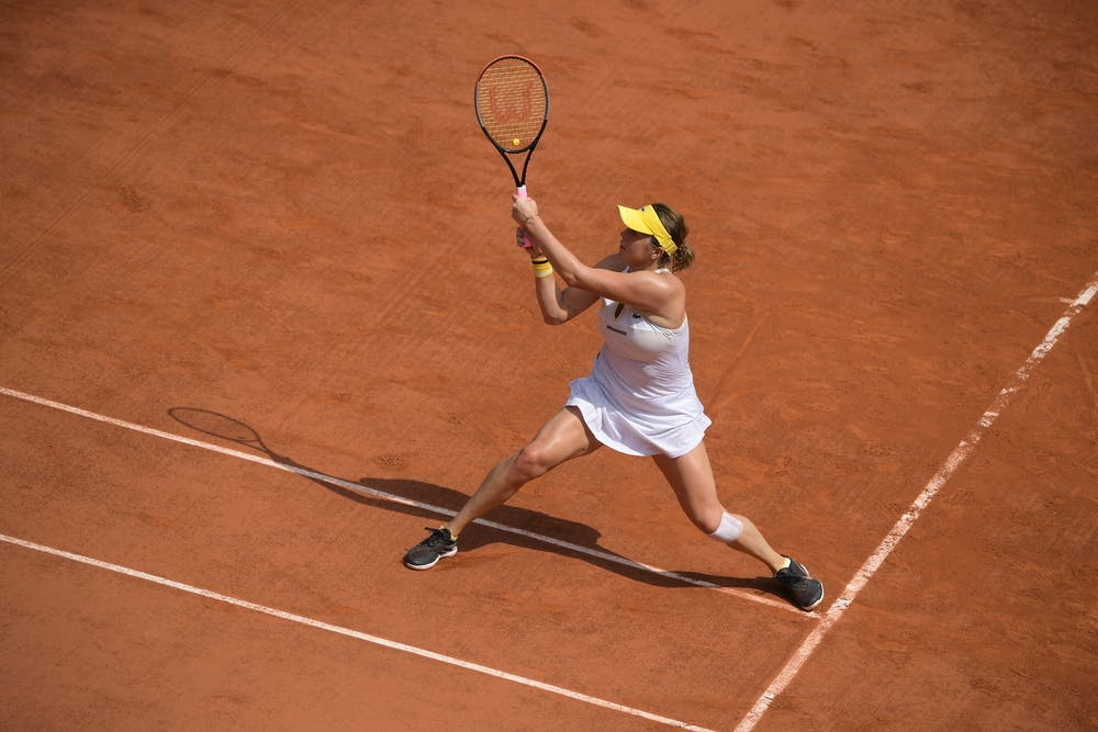 Anastasia Pavlyuchenkova, Roland-Garros 2021, women's quarter final
