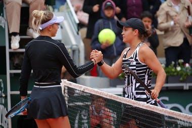 Ashleigh Barty - Amanda Anisimova - Roland-Garros 2019 - demi-finale